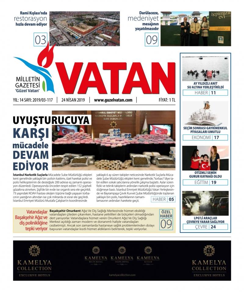 116 - 2019 Nisan