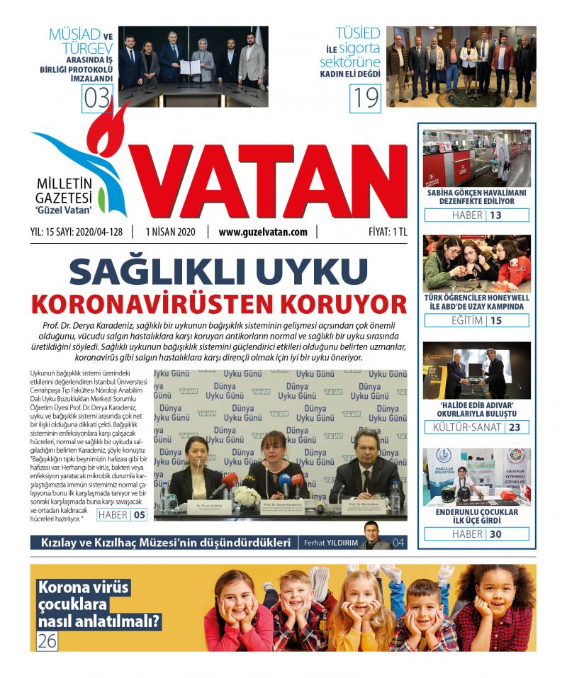 127 - 2020 Nisan
