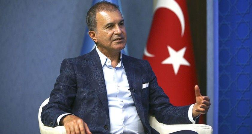 AK Parti Sözcüsü Çelik: NATO gerilimin düşürülmesi için bir zemin oluşturuyor