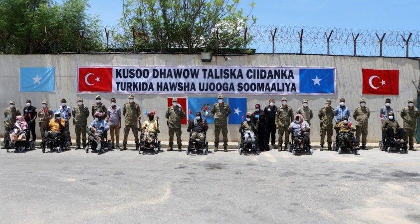 Türk Silahlı Kuvvetleri'nden Somali'ye yardım eli