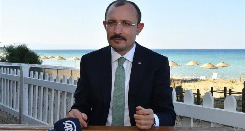Ticaret Bakanı Muş: KKTC'nin artık hem üretim hem de Türkiye pazarına girme noktasında önünü açtığımızı düşünüyorum
