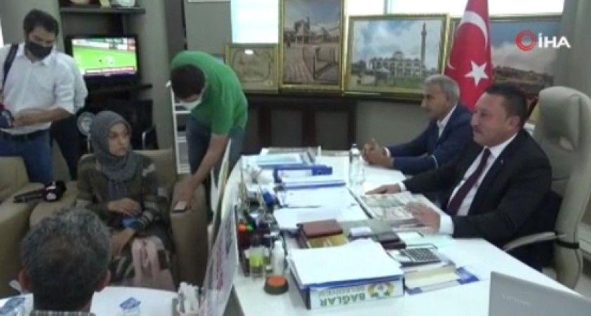 Evlat nöbetindeki aileler Başkan Beyoğlu'nu yapacakları eyleme davet etti