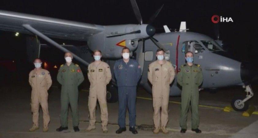 NATO'nun gönderdiği Polonya askeri personeli ve deniz karakol uçağı Adana'ya ulaştı