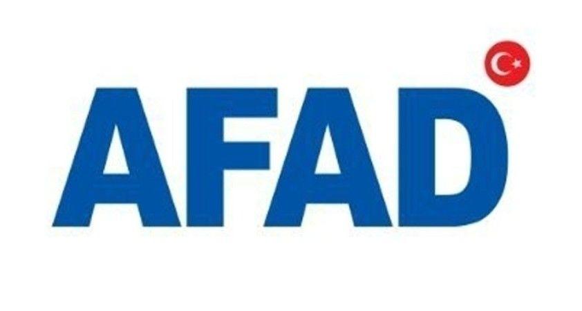 AFAD'dan Rize'de devam eden aşırı yağışlar ile ilgili açıklama