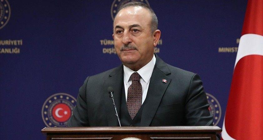 Bakan Çavuşoğlu: Atanmış İtalya Başbakanı Draghi'nin hadsiz ifadelerini kuvvetle kınıyor, iade ediyoruz