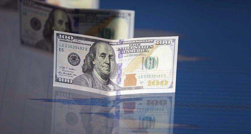 Dolar yaklaşık 6 ayın en düşük seviyesine geriledi