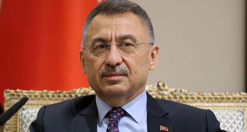 Cumhurbaşkanı Yardımcısı Oktay'dan 'Çalışan Gazeteciler Günü' mesajı