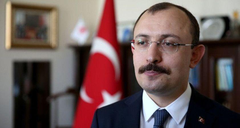 Ticaret Bakanı Muş: Ciro kaybı desteklerinde başvuru süresini uzattık