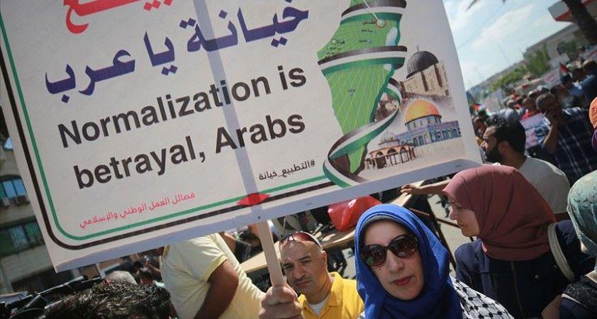 BAE'den İsrail'e ilk resmi ziyaretin 22 Eylül'de yapılması planlanıyor