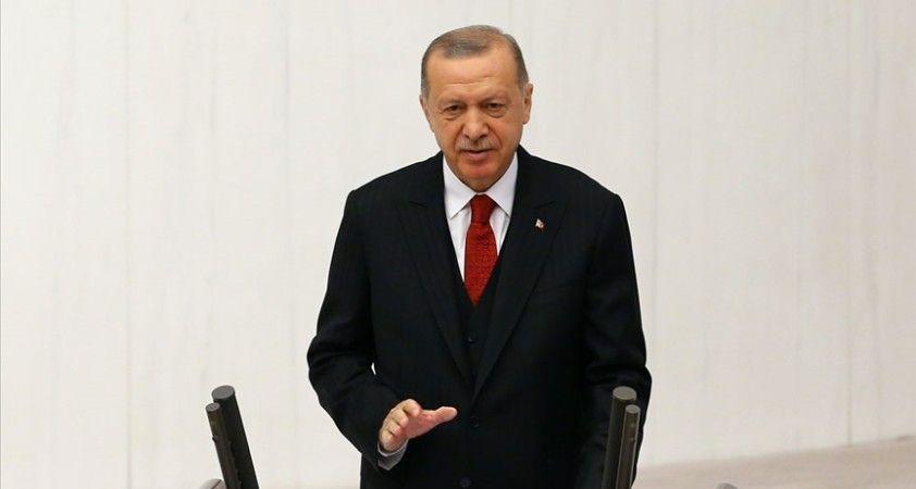 Cumhurbaşkanı Erdoğan: Yeni anayasa milletimize vereceğimiz en güzel 2023 hediyesi olacak