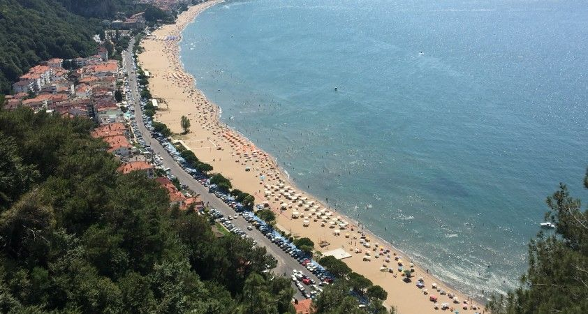 Mavi bayraklı İnkumu Plajı'nda boğulma vakası yaşanmadı
