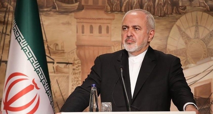 İran Dışişleri Bakanı Zarif'ten Trump'ın uyguladığı yaptırımlar açıklaması: İran tehdide direnişle cevap verir
