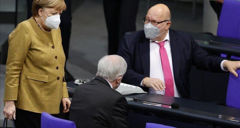 Kovid-19 kısıtlamaları Alman ekonomisi üzerinde ağırlığını hissettiriyor