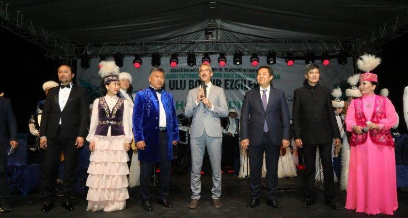 Büyükşehir ev sahipliğinde 'kazak' rüzgarı esti