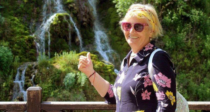 Giresun'un doğal güzellikleri ziyaretçilerini ağırlamaya başladı