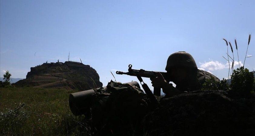 Güvenlik güçleri haziranda 98 PKK'lı teröristi etkisiz hale getirdi
