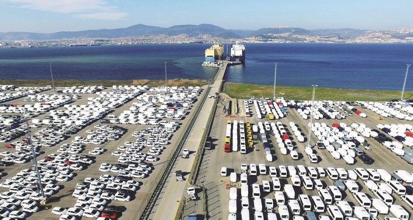Otomotiv ihracatı ağustos ayında 2,4 milyar dolar oldu