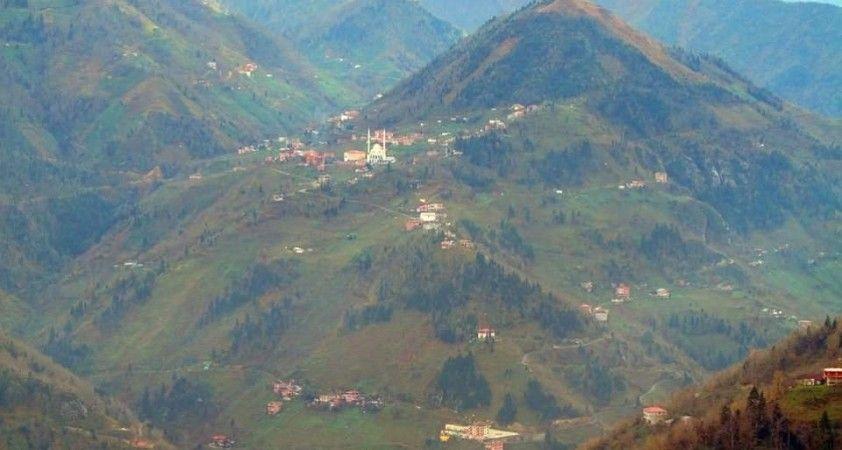 Trabzon'da bir mahalle karantinaya alındı
