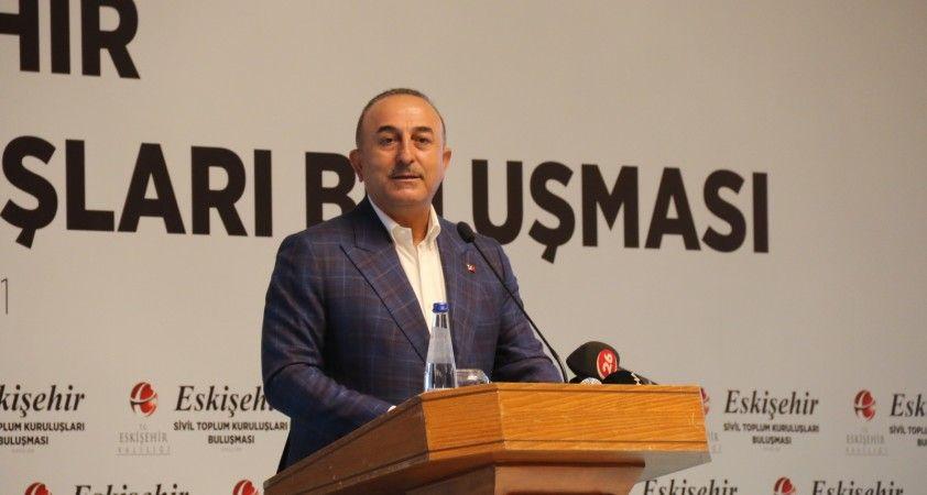"""Dışişleri Bakanı Çavuşoğlu: """"Afganistan'daki vatandaşlarımız dönmek isterlerse getiririz"""""""