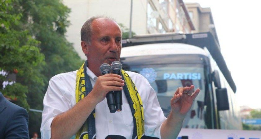 Muharrem İnce: Sayın Kılıçdaroğlu, beraber televizyona çıkalım