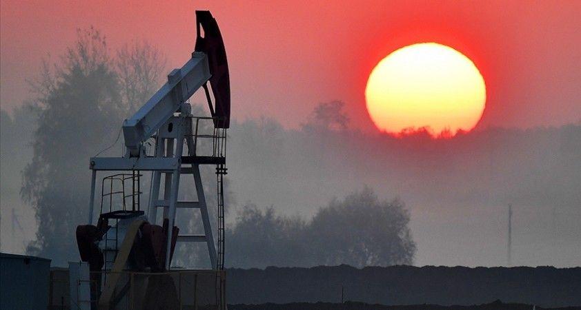 Brent petrolün varili 53 doları gördü