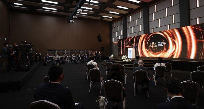 Diplomasi gündeminin öne çıkan başlıkları Antalya Diplomasi Forumu'nda yarın masaya yatırılacak
