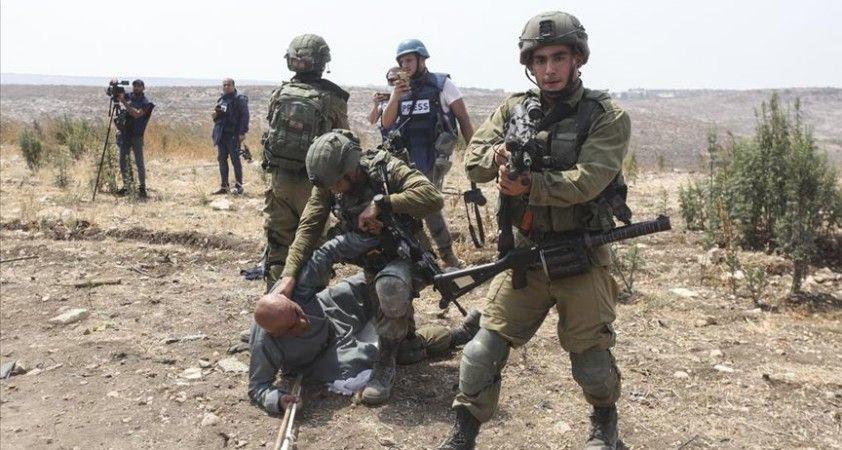 Filistinli Hanun: İsrail askeri diziyle omzuma çöktüğünde, George Floyd'u hatırladım