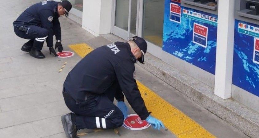 Kırıkkale Belediyesi'nden korona virüs önlemleri