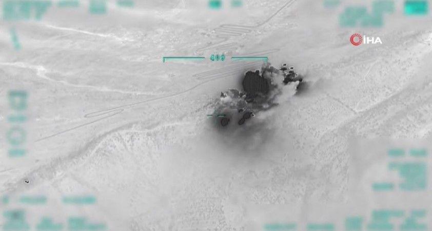 """MSB: """"Kandil'e hava harekatında 4 hedef etki altına alındı"""""""