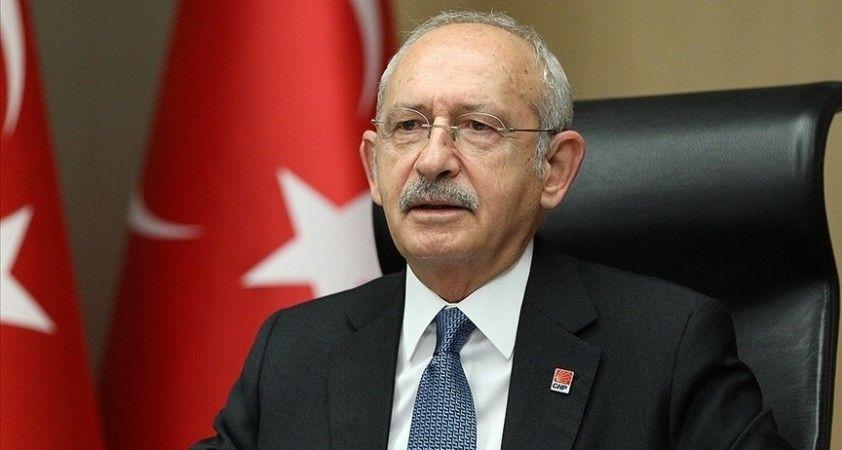 Kılıçdaroğlu, yeniden DEVA Partisi Genel Başkanı seçilen Babacan'ı tebrik etti