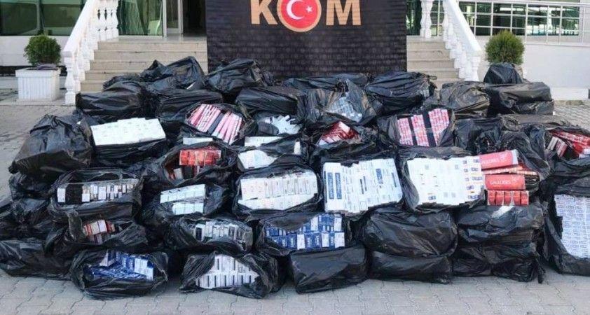 Şanlıurfa'da son 15 ayda 142 kişi kaçakçılık suçundan tutuklandı