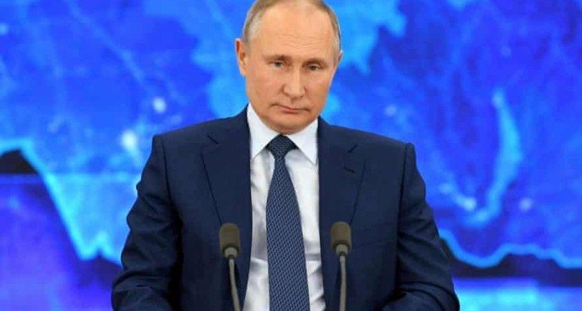Putin, Ukrayna hakkında yazdığı makaleyi değerlendirdi: Birkaç aydır üzerinde düşünüyordum
