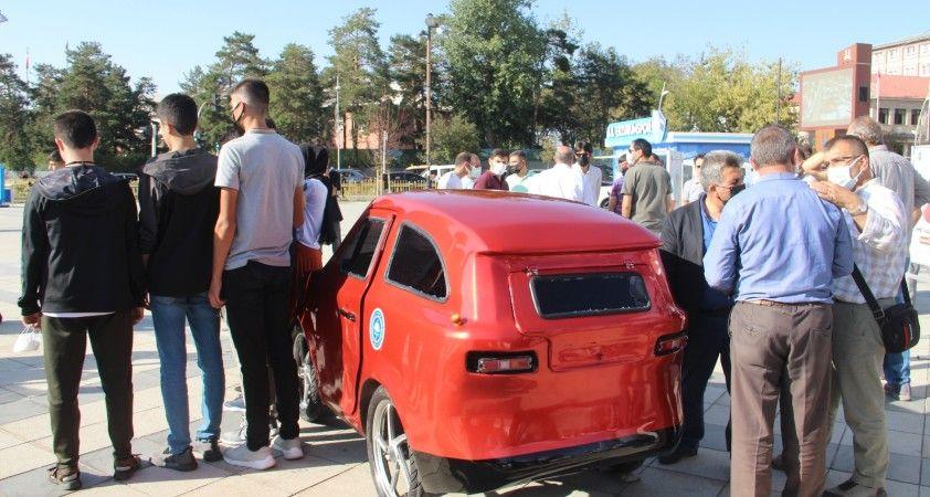 İmam Hatipli öğrenciler elektrikli araba üretti, Elon Musk'ın Tesla'sına rakip çıktı