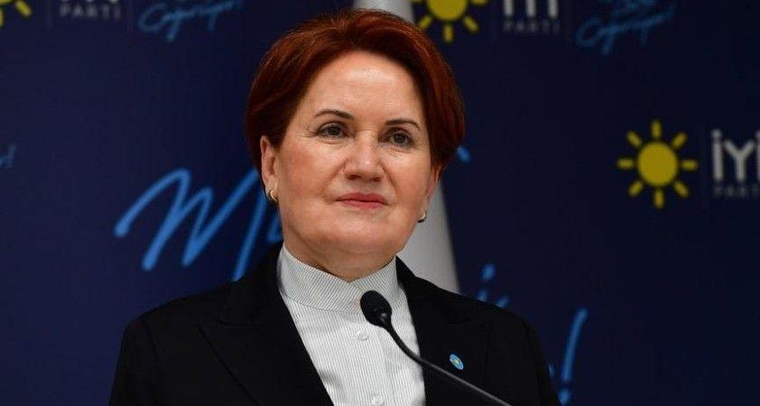 Meral Akşener yarın Ankara Adliyesi'nde ifade verecek