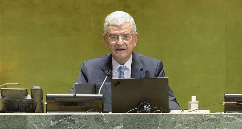 BM 75. Genel Kurul Başkanı Bozkır: Cinsiyet eşitliği için daha neyi bekliyoruz