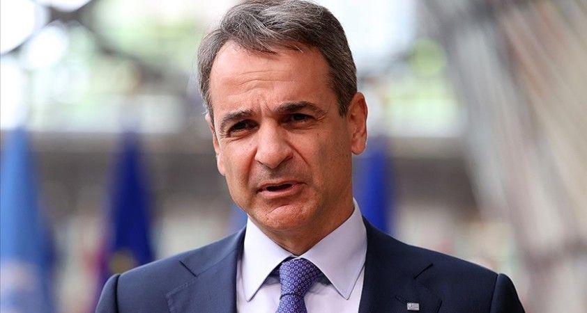 Yunanistan Başbakanı Miçotakis: Göç krizinin yönetiminde Türkiye'nin rolü büyük