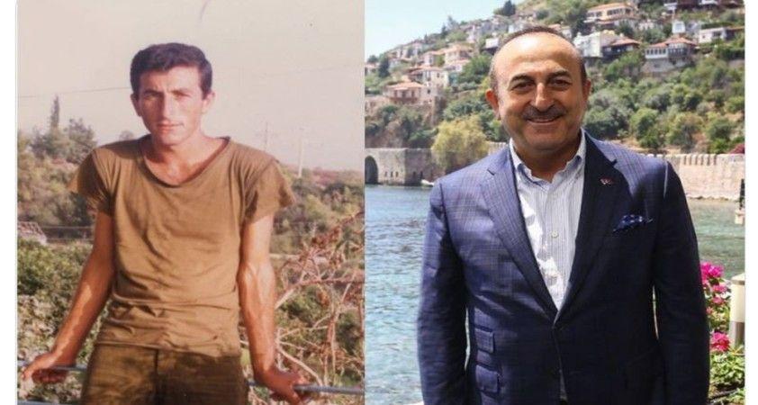 Bakan Çavuşoğlu'ndan 1984-2018 paylaşımı