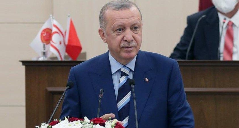 Erdoğan'ın Kıbrıs'taki açıklamaları BM gündemine getiriliyor