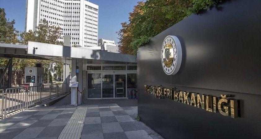 Dışişleri Bakanlığından İsrail'le diplomatik ilişki başlatmaya hazırlanan Kosova'ya çağrı
