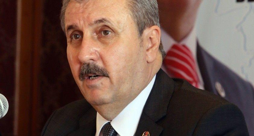 Destici, Muhsin Yazıcıoğlu suikasti davası sürecini değerlendirdi