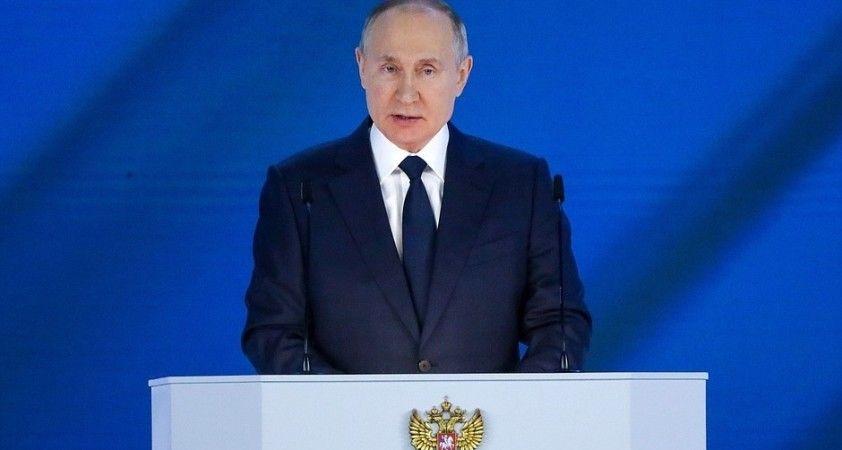 Putin'den Ramazan Bayramı mesajı