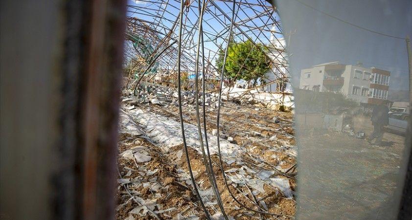 Afet mağduru çiftçiye geçen yıl 1,3 milyar liralık hasar tazminatı ödendi