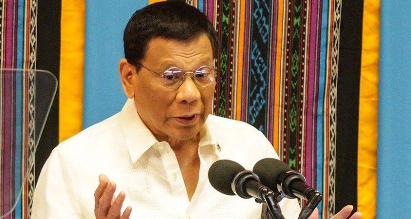 Filipinler Devlet Başkanı Duterte, gelecek dönemde devlet başkan yardımcılığına aday olabileceğini açıkladı