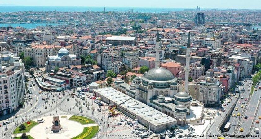 Taksim Camii'nin iklimlendirme çözümü Daikin'den geldi