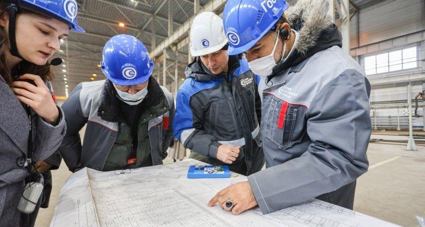 NDK, Akkuyu NGS Projesinin Rusya'daki ekipman ve malzeme üreticilerini denetledi