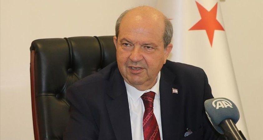KKTC Başbakanı Tatar 'Akdeniz Fırtınası' tatbikatı için başarı diledi
