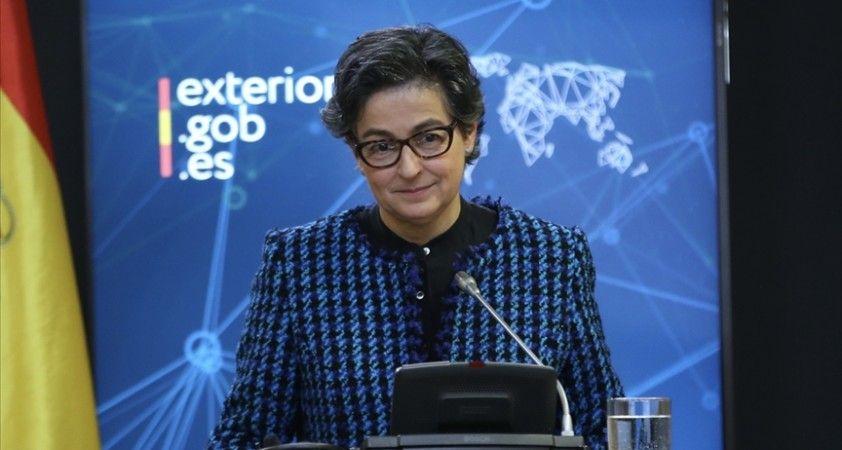 İspanya Dışişleri Bakanı Laya'dan AB ve Türkiye arasında pozitif gündeme odaklanılması çağrısı
