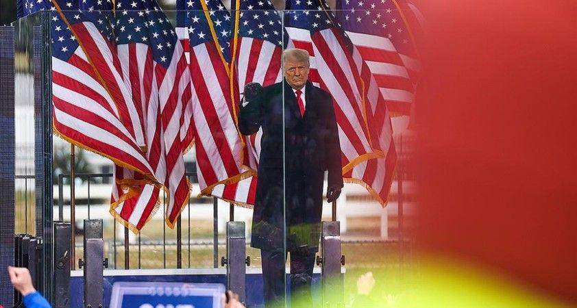 ABD Anayasası'nın 25. Ek Maddesi Trump'ın görevden alınması için yeniden gündemde