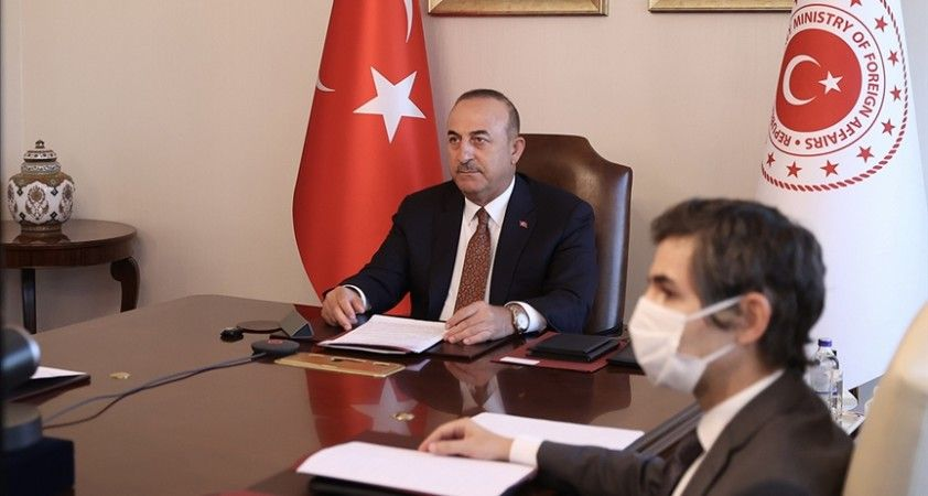 Dışişleri Bakanı Çavuşoğlu, ABD ve Almanya ile Afganistan'daki durumu görüştü
