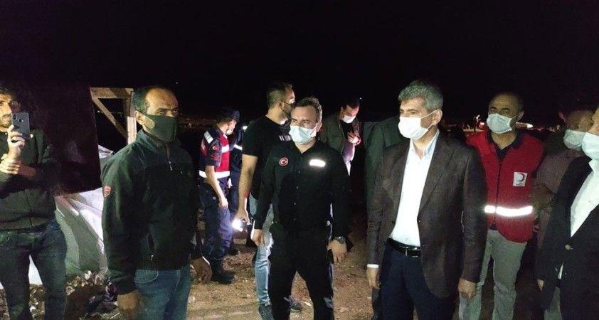 İçişleri Bakanı Yardımcısı İnce, Polatlı'da incelemelerde bulundu